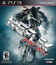 MX vs. ATV Reflex PS3! MOTORCROSS, FOUR WHEELER, DIRT, MUD, BIKES, RACE FUN
