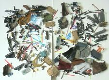 STAR WARS WEAPONS ACCESSORIES HUNDREDS+ COLLECTION JOB LOT BUNDLE FOR FIGURES
