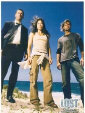 Lost Season 1 Promo Card L1-PN (3 cast; Philly Non-Sports Show)