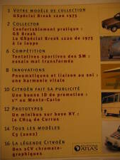 FASCICULE 72 PASSION CITROEN  GS Special Break