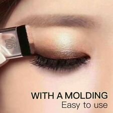 3 Seconds Eye shadow Makeup Double Layer Colored Gradation Cosmetic Brush