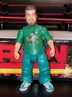 WWE Mattel Hornswoggle Series 19 Basic Wrestling Figure WWF nxt RARE