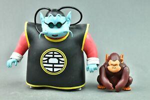 Dragon Ball Z King Kai Bubbles Monkey Irwin DBZ