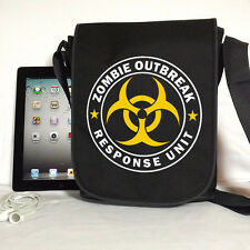 Zombie Outbreak Response Unit  - iPad / Tablet Shoulder Bag , team