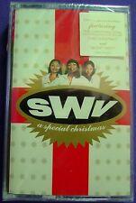 SWV:  A Special Christmas (Cassette,  1997, RCA/BMG) NEW