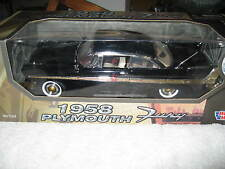 Motormax 1958 Plymouth Fury Mint boxed