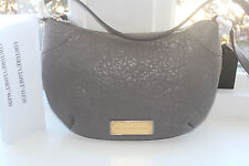 MARC BY MARC JACOBS WASHED UP CROSSBODY CYLINDER GREY $279
