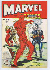 Marvel Mystery Comics #88 Bell Features 1949 CANADIAN EDITION