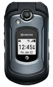 Kyocera Dura XE E4710 AT&T GSM 32GB Rugged Camera Flip Phone  DuraXE