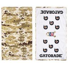 GATORADE SPORT SIDELINE TOWEL CAMO SALUTE TO SERVICE CAMOUFLAGE NFL FREE US SHIP