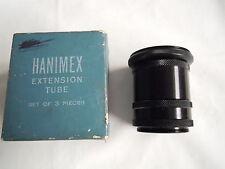 Hanimex M42 conjunto de tubo de extensión