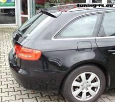 AUDI A4 S4 (8K) AVANT DACHSPOILER SPOILER IN SCHWARZ LACKIERT tuning-rs.eu