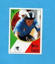 SUPERSPORT 1986-PANINI 86-Figurina n.99- CANINS -ITALIA -CICLISMO-Recuperata