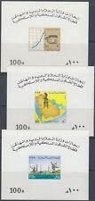 Saudi Arabia 1981 ** bl.8/10 Telecommunications satellite di telecomunicazioni