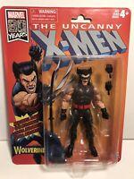 """Marvel 80 Years The Uncanny X-Men """"Wolverine"""" Retro Figure NEW"""