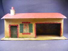 FV DS la ferme décor (corps de ferme en tôle)  (antique toys)