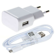 Caricabatterie 2A Per Samsung per Huawei per Microsoft per LG  + Cavo micro usb