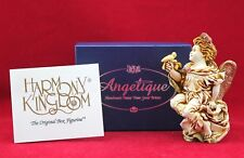 Harmony Kingdom La Gardienne Angel Anse98 Figurine New w/Orig Box Coa