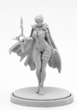 White Speaker - Nico  | Kingdom Death | Model Resin Kit | KD-014