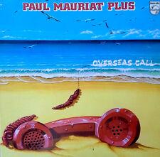 PAUL MAURIAT PLUS - OVERSEAS CALL - PHILIPS LP - HOLLAND PRESSING - 1978
