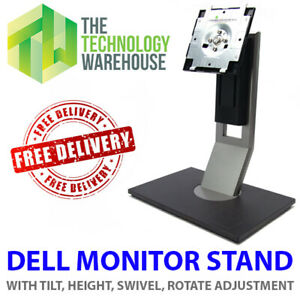 Dell Monitor Stand for Dell Monitors - with Height Swivel Rotate Tilt - P2210t