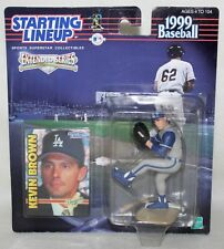 Starting Lineup 1999 MLB Extended Series #27 KEVIN BROWN ~ LOS  ANGELES DODGERS
