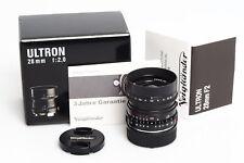 Voigtländer Ultron 2/28mm VM f. Leica M