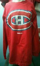 Montreal Canadiens Longsleeve T-shirt NHL Reebok