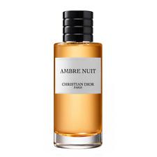 Christian Dior Ambre Nuit For Unisex 5ML Travel Perfume Spray 100%