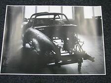 Poster Mercedes-Benz 300 SL Restoration Project (JS)