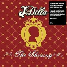 J Dilla Aka Jay Dee-the Shining The 10th Anniversary 7 Inch Collecti Vinyl
