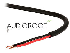 Bulk 10 feet of AUDIOROOT RC-2C20 - 2 conductors 20 AWG DC cable
