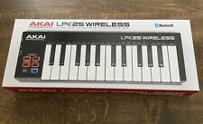 More details for akai lpk25 wireless keyboard controller brand new item uk seller