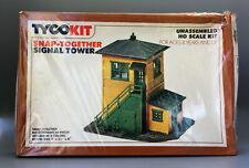 TYCO SNAP TOGETHER SIGNAL TOWER #7768 HO SCALE KIT NEW IN SEALED BOX
