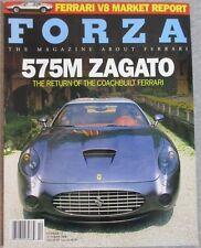 FORZA magazine Issue # 72 / October 2006