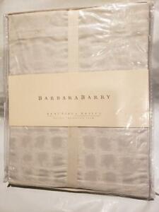 NWT Barbara Barry Beautiful Basics Patina Heaven Euro Pillow Sham $112.50