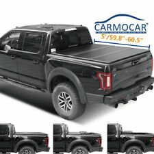 5ft Bed  New Hard Tri-Fold Tonneau Cover For 2016-2019 Toyota Tacoma