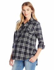 3d2bf3879a0c6 Plaids & Checks Long Sleeve Maternity Tops and Blouses for sale | eBay