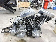 Harley FLT 1340 cc 80 ci Tour Glide evo engine motor