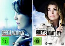 Grey's Anatomy - Die komplette 11. + 12. Staffel (Greys)             | DVD | 273