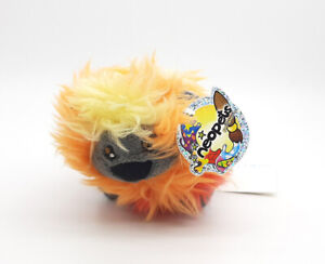 """Neopets Limited Too Fire Noil petpet plush plushie stuffed doll 3"""" tags new"""