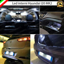 KIT LED INTERNI ABITACOLO HYUNDAI I20 I 20 MK2  KIT COMPLETO + LED TARGA CANBUS