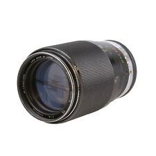 Rare Sigma Minitel YS 200mm f/4 lens for Konica (62) UG