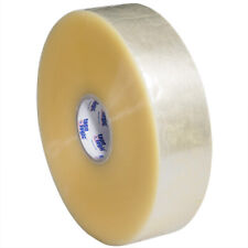 """3"""" x 1000 yds. Clear Tape Logic® Economy Tape 2.5 Mil 4 PACK"""