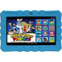 Epik Learning ELT0704H-BL HighQ Learning Tab 7 in. 16GB Kids Tablet - Blue