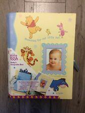 Winnie The Pooh Baby's Keepsake Box Rare From 2000's