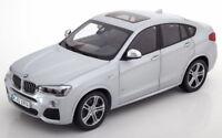 1:18 Paragon BMW X4 F26 2014 silver