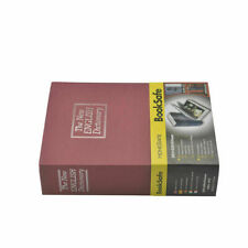BOOKSAFE DICTIONARY JEWELLRY, MONEY SECRET KEY SAFE BOOK