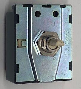 Century Mig Welder 6 Position Heat Selector Switch Parts