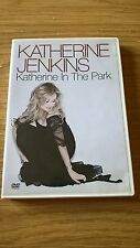 ORIGINAL R2 MUSIC DVD - KATHERINE JENKINS KATHERINE IN THE PARK - MINT CONDITION